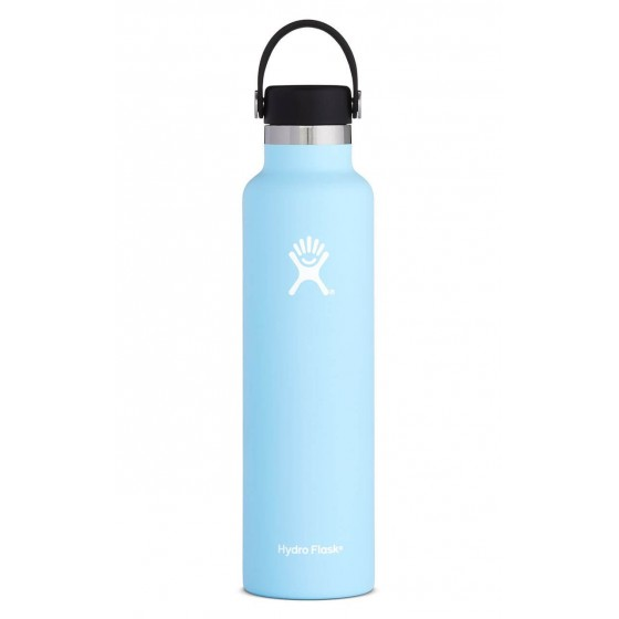 HYDRO FLASK 24OZ / 709ML STD MOUTH FROST