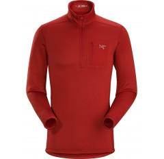 RHO AR ZIP NECK INFRARED
