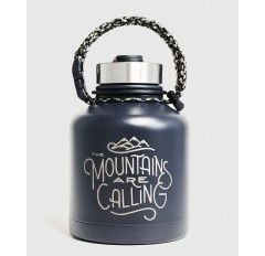MOUNTAINS ARE CALLING 32OZ STAINLESS STEEL