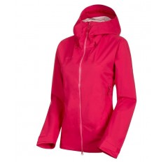 KEIKO HS HOODED JACKET WS DRAGON FRUIT