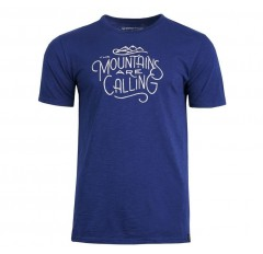 MOUNTAIN ARE CALLING GRAPH TEE MIDNIGHT