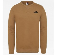 MS STREET FLEECE PULLOVER BRITISH KHAKI