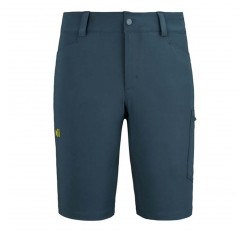 WANAKA STRETCH SHORT MS ORION BLUE LIME