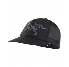 BIRD TRUCKER HAT BLACK
