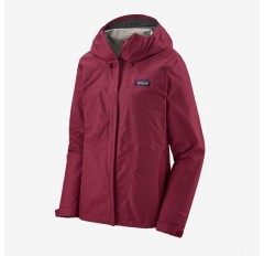 WS TORRENTSHELL 3L JACKET ROAMER RED
