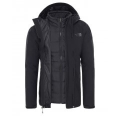 MS CARTO TRICLIMATE JACKET BLACK
