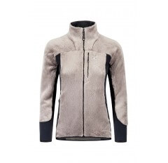 NORDIC FLEECE 2 JKT WS 33 SHADOW GREY