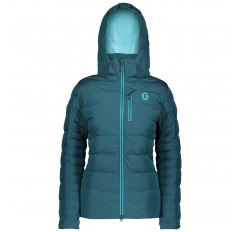 ULTIMATE DOWN JACKET WS MAJOLICA BLUE