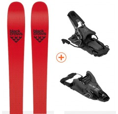 pack ski rando black crows camox freebird + s lab shift mnc 10
