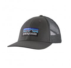 P6 LOGO LOPRO TRUCKER HAT FORGE GREY