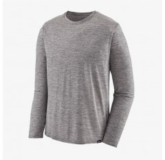 LS CAPILENE COOL DAILY SHIRT MS FEATHER GREY