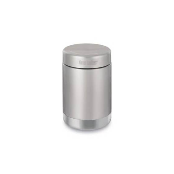 0.473 FOOD CANISTERS BRUSH 16OZ STAINLESS