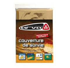 COUVERTURE DE SURVIE OR 60 GR